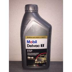 MOBIL DELVAC 1 ESP 5W40 SINTÉTICO - 1 LITRO