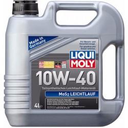 LIQUIMOLY MoS2-LEICHTLAUF SAE 10W-40 - 4 LITROS