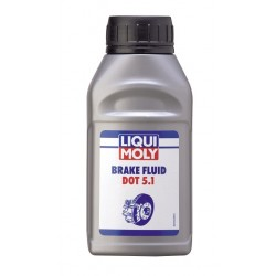 LIQUIDO DE FRENOS LIQUIMOLY DOT 5.1 - 250 ML