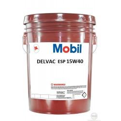 MOBIL DELVAC ESP 15W40 - 19 LITROS