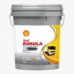 SHELL RIMULA R4X - 20 LITROS
