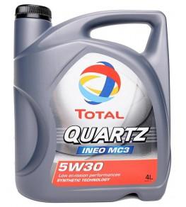 TOTAL QUARTZ INEO MC3 5W30...