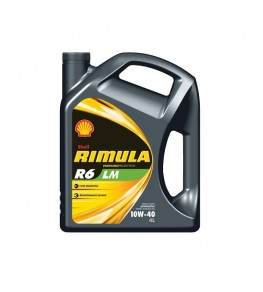 SHELL RIMULA R6 LM 10W40...