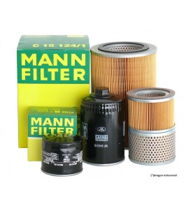 FILTRO DE ACEITE MANN H951X