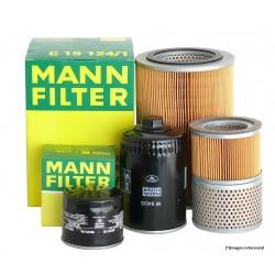 FILTRO DE ACEITE MANN W67/81