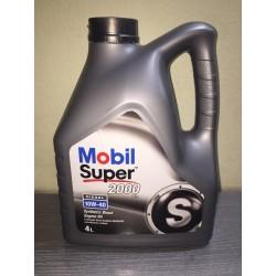 MOBIL SUPER 2000 X3 DIESEL...