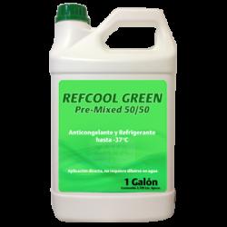 REF COOL GREEN ANTICONGELANTE REFRIGERANTE - 3.785 LITROS