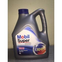 MOBIL SUPER 1000 20W50 MINERAL - 4 LITROS