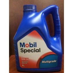 MOBIL SPECIAL 20W50 MINERAL - 4 LITROS